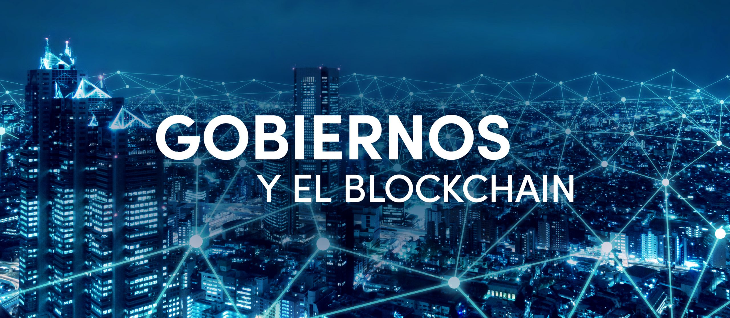 EventosGob y Blockchain